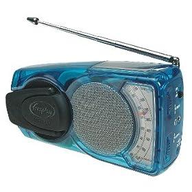 Freeplay EyeMax AM/FM LED Radio