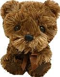 マネしておしゃべりベアー「chouettie bear」 ダークブラウン