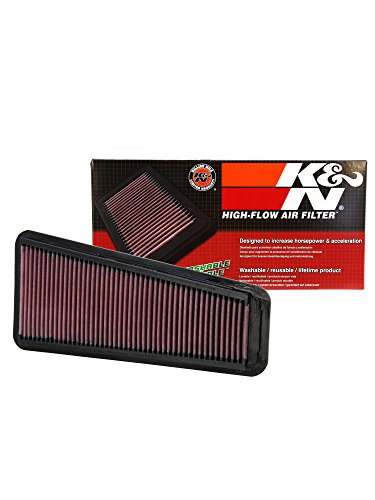 K&N 33-2281 High Performance Replacement Air Filter