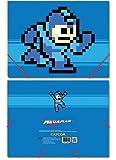 File Folder - Mega Man - New 8bit Elastic Band Document Licensed ge26079