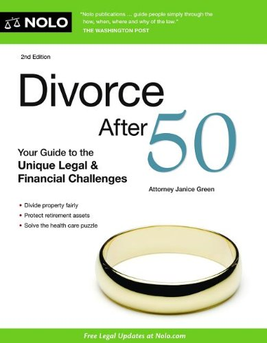 Divorce After 50: Your Guide to the Unique Legal