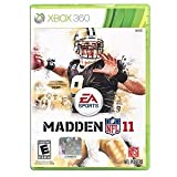 EA Sports Madden NFL 2011 Football Video Game For Microsoft Xbox 360