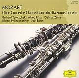 モーツァルト:オーボエ協奏曲