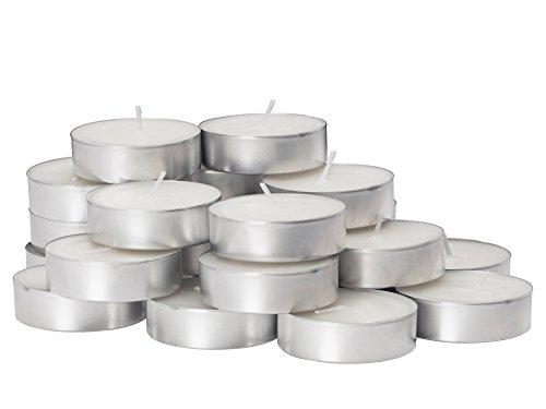 Pindia Fancy Tea T - Light Candles, Set Of 50 Pieces