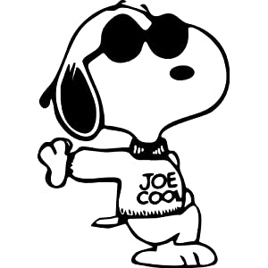 Joe knows how to be cool