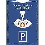 Suchergebnis auf Amazon.de für: Geburtstagskarte - 80 Jahre