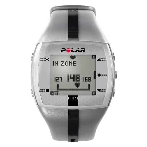 Polar FT4M Silver/Black