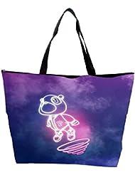 Snoogg Cartoon Cute Fly Waterproof Bag Made Of High Strength Nylon