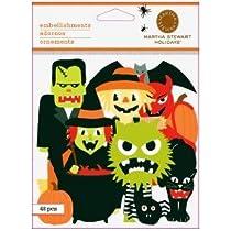 Martha Stewart Crafts Halloween Friendly Acetate Die-Cuts