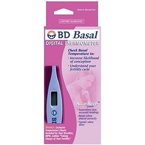 Basal Digital Thermometer