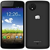 Micromax Canvas A1 AQ4502, Premium Tempered Glass , 2.5D 9H Anti-Fingerprints & Oil Stains Coating Hardness Screen Protector Guard For Micromax Canvas A1 AQ4502