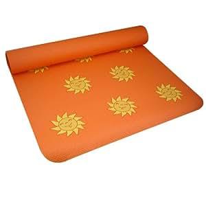 Amazon.com : YogaDirect Fun Yoga Mat For Kids : Sports