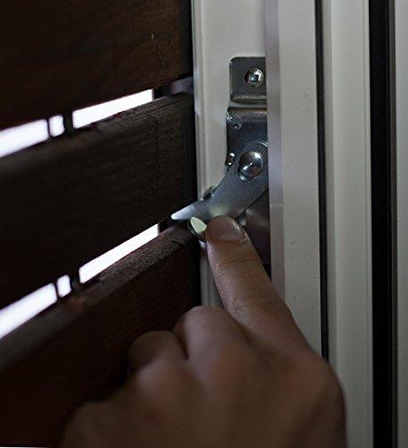 Professionelle Rolladensicherung Einbruchschutz einbruchsichere Fenstersicherung - 5