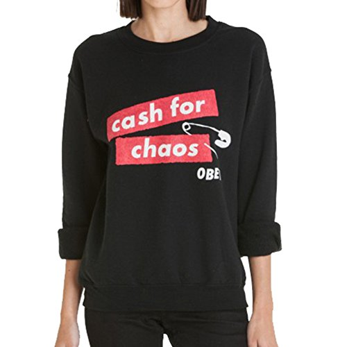 Obey Cash For Chaos Black M