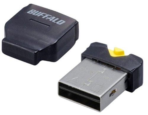 iBUFFALO+カードリーダー%2Fライター+microSD対応+超コンパクト+ブラック+BSCRMSDCBK