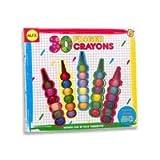 Alex Toys Finger Crayons, Set of 30