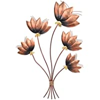 Beautiful Flower Wall Hanging Decorative Piece By Vyomshop