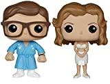 The Rocky Horror Picture Show - Brad Majors & Janet Weiss 2-Figure Funko Pop! Vinyl Set by Rocky Horror Picture Show