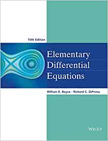 Differential equations book suggestions for book