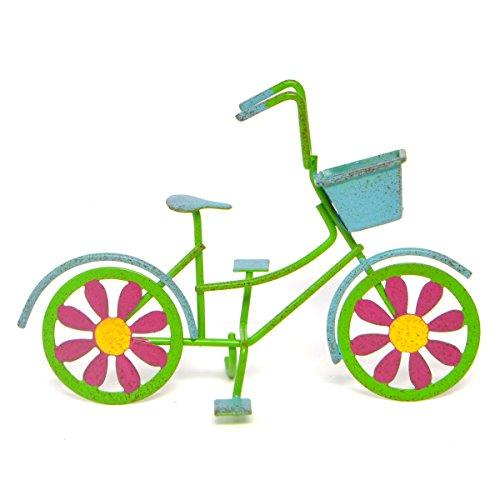 Miniature Fairy Garden Daisy Bicycle