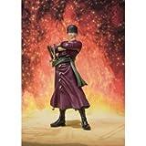Bandai Figuarts ZERO soul web limited one-piece film Z battle clothes ver. Set Zorro Robin Brooke