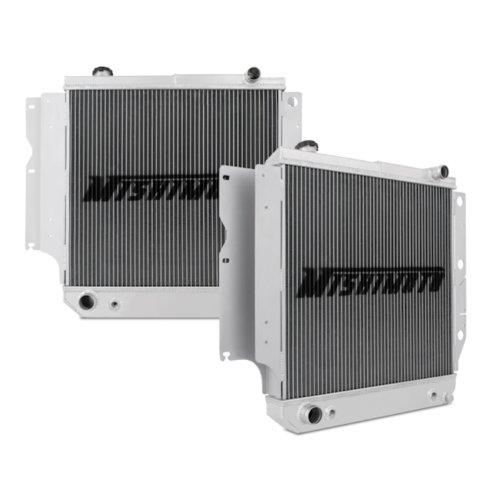 Mishimoto MMRAD-WRA-87 Aluminum Performance Radiator for Jeep Wrangler YJ/TJ, Manual and Automatic Transmission