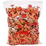 Pets Empire Multigrain Real Chicken Dog Treat Biscuits 1 Kg Poly Pack