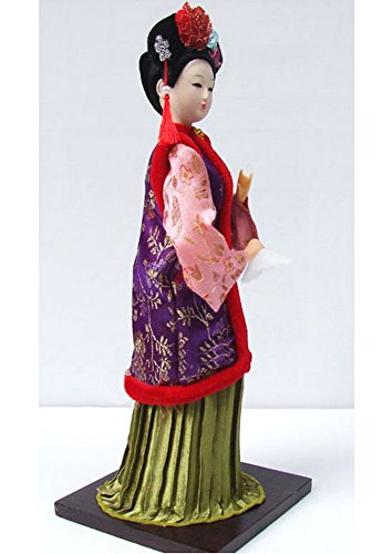 The Ancient Chinese Lady Doll Furnishing Articles