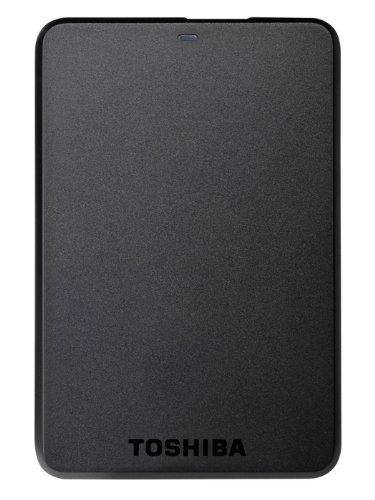 Toshiba HDTB110EK3BA 1TB Stor.E  Black