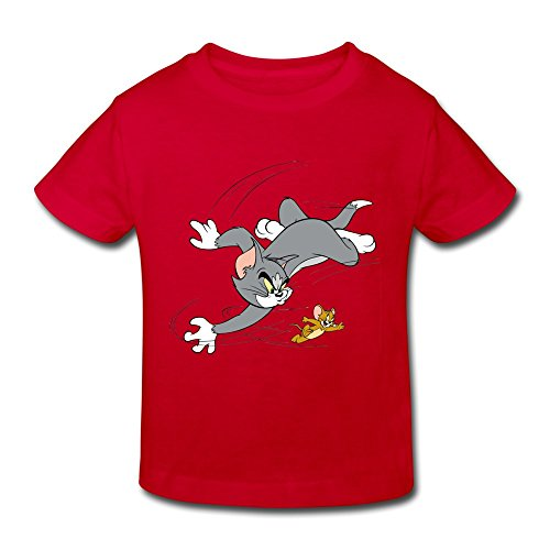 Toddler Vintage Tom And Jerry T-shirts
