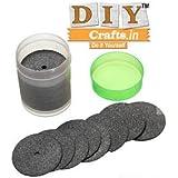 "36pcs DIY Craftsâ""¢ 24mm Reinforced Dremel Cut Off Wheels Rotary Metalworking Disc"
