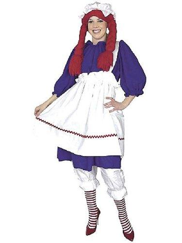 Women Plus Size Rag Doll