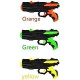 Generic The Latest Soft Bullet Nerf Gun Water Toy 10 Guneva Bullet +1 Water Bomb Dual-Purpose Pistol Bursts Of...