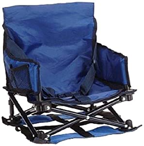 Regalo My Chair Portable Chair, Royal (Discontinued by Manufacturer)