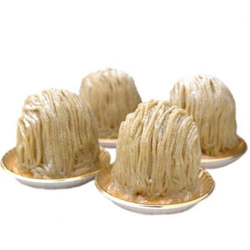 お菓子屋レニエ 中津川モンブラン(4ヶ入)