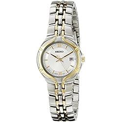 Seiko SXD646 - Reloj para mujeres