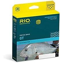 RIO Tropical Series - GT Fly Lines RIO Tropical Series GT Fly Lines - Kelp/Orange