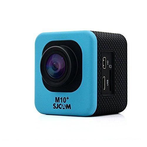 Develop SJCAM M10+ Wifi Mini DV Action Sports Camera Full HD 2K(2560*1440) 1080P 60fps 12MP Novatek 96660 Diving 30M Camcorder_Bule