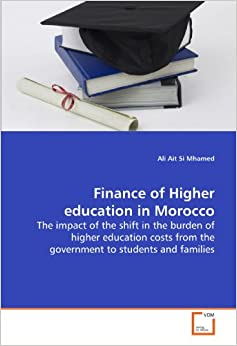 Finance of Higher education in Morocco: The impact of the