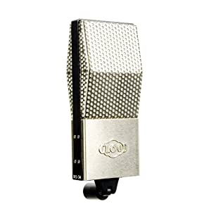 Cloud Microphones JRS-34 Active Ribbon Microphone - Internal Cloudlifter - Handmade in the USA