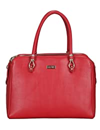 Adamis Beautiful Designed Handbag (Red_B716
