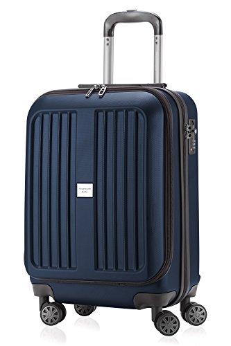 HAUPTSTADTKOFFER  Bagages cabine, 55 cm, 42 L, Bleu