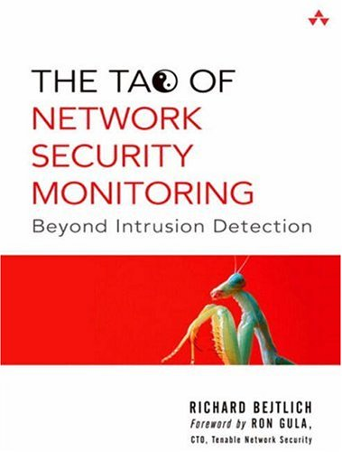Easy ebook download free The Tao of network security monitoring beyond intrusion detection
