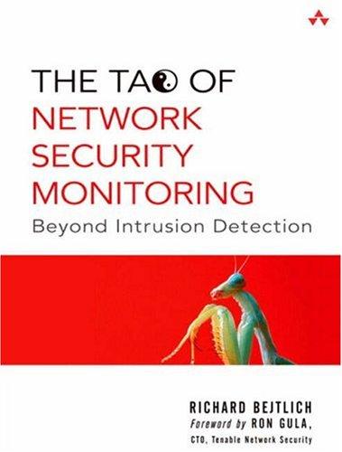 Descargar libro isbn no The Tao of network security monitoring beyond intrusion detection
