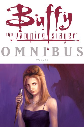 Kindle Book Bargain Alert: Buffy the Vampire Slayer Omnibus Editions At 64% Off!