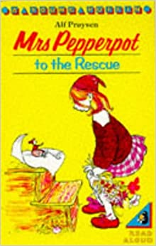 Little Old Mrs Pepperpot by Alf Proysen, First Edition