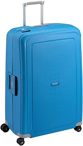 Samsonite 59244/1652 Valise S'cure Spinner 81/30, 81 cm, 138 L, Bleu (Bleu Marine)