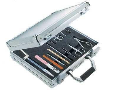 Pfeilring Koffer manicure