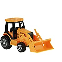 Starsource New 1:64 Scale Model Alloy Metal Diecast Construction Bulldozer Vehicle Model Truck Earth Moving Tractor...
