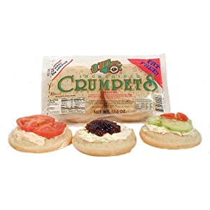 English Crumpets 2 Packs of 8 Pcs Each.